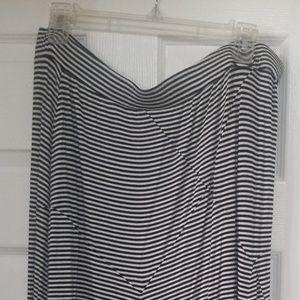 Dresses & Skirts - MAXI LONG PLUS SIZE SKIRT 1X